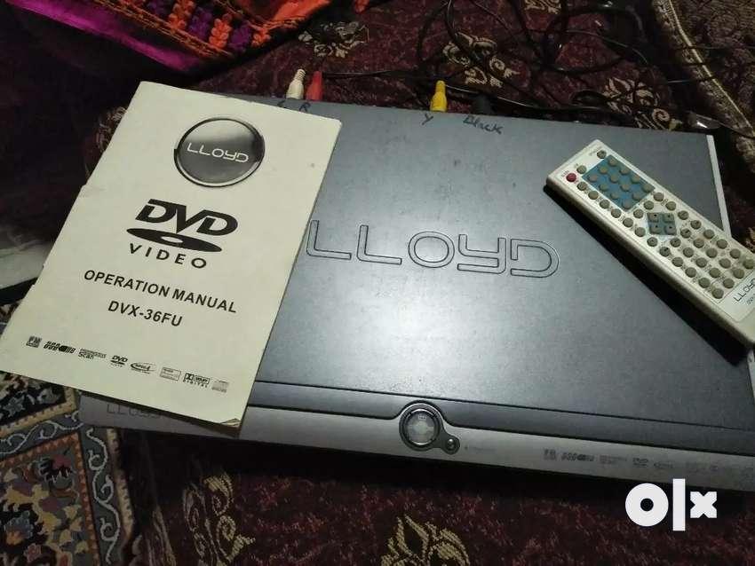 Dvd player lloyd compnay. 0
