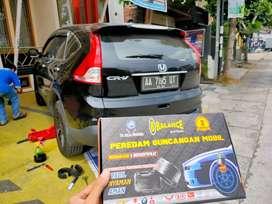 Pakai DAMPER BALANCE Mobil SELALU STABIL Bebas GUNCANGAN dan AMBLAS