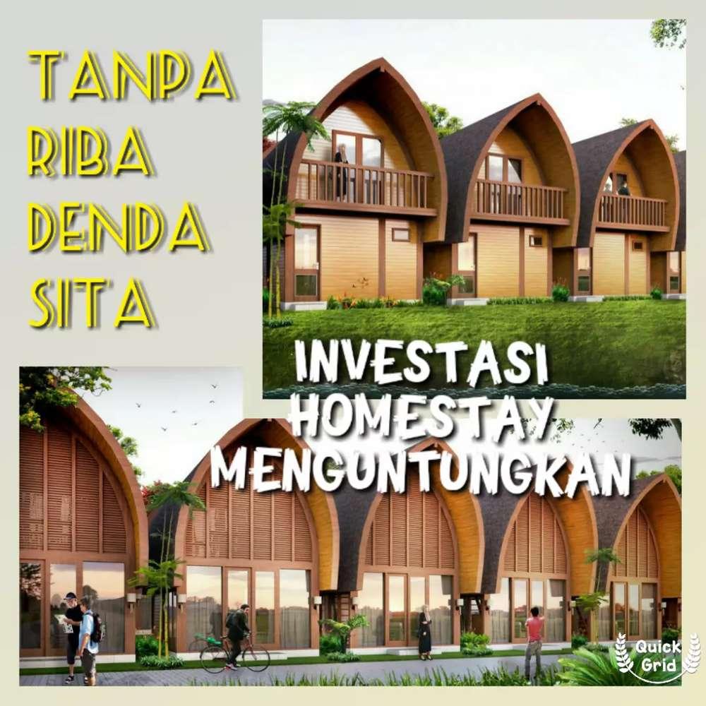 investasi rumah murah bernuansa etnik lombok