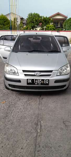 Hyundai getz gl manuak tahun 2003