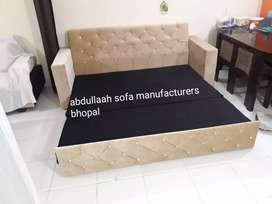 Newly made   sofa cum bed 3 seater   direct from factory prices