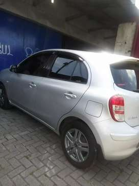 Nissan March matic 2013 mulus