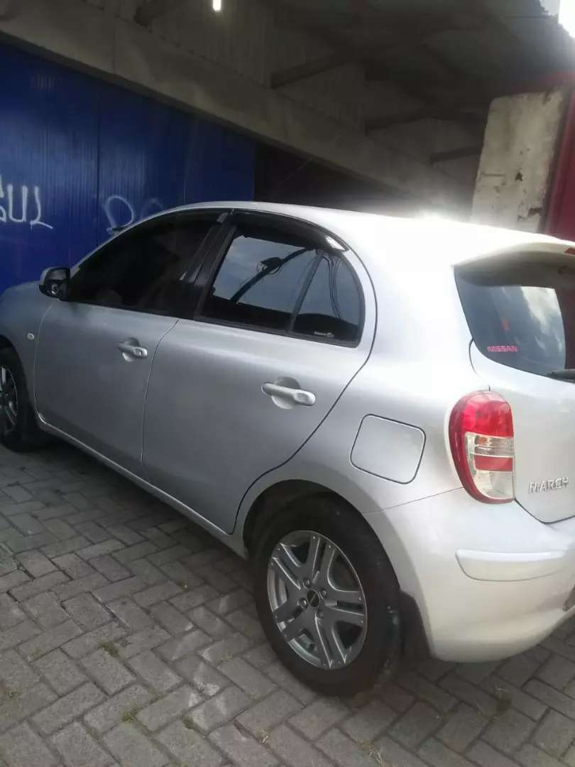 Nissan March matic 2013 mulus 0