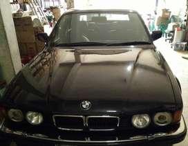 bmw v12 seri 750il