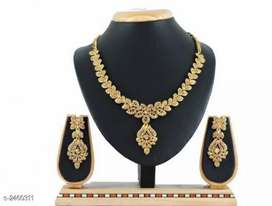 Sizzling Divine Alloy Jewellery Sets*