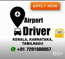 Required Drivers for Airport in Kerala