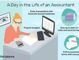 Female Accountant vacancy in Pallimukk , minimum 2 year experiance..