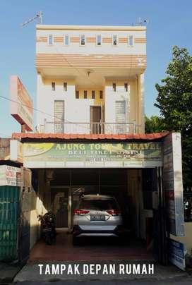 Dijual Rumah/Ruko di Pusat Kota Medan