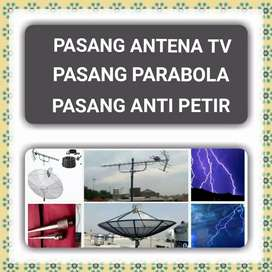 Toko Pasang Antena Tv, Pasang Parabola & Penangkal Petir Depok Kota