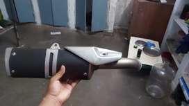 KTM original exhaust