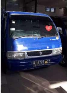Suzuki Futura 1.5 Pu th 2012 terawat 0