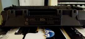 Cartridge bekas printer laserjet HP