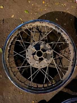 Spork wheel for bullet 350 used