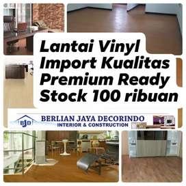 Lantai vinyl Ready Stock Pekanbaru