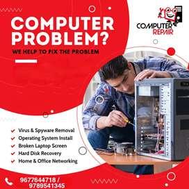 Computer / Laptop Service at your doorstep
