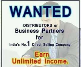 No boss,No age limit Noqualification  No area limit Noinvest
