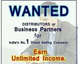 No boss,No age limit Noqualification  No area limit Noinvest