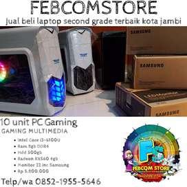 10unit Pc Gaming Multimedia