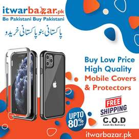 Mobile Protectors for All Mobile Modals - Home Delivery in Pakistan
