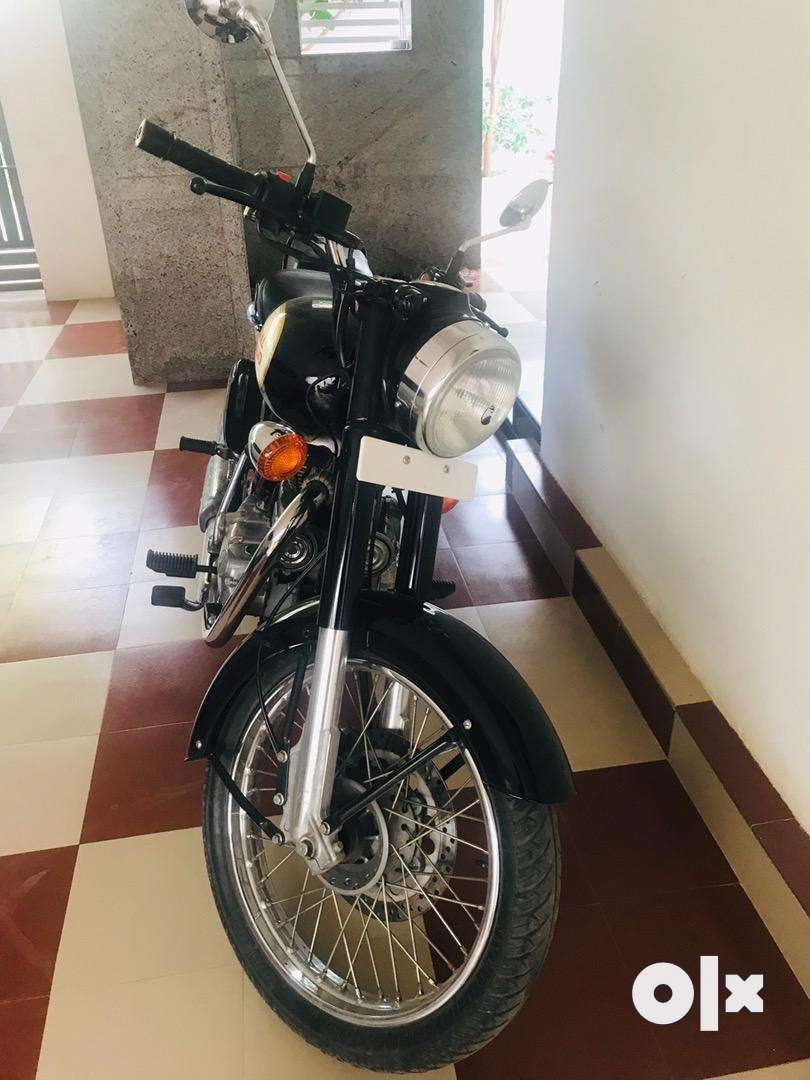 Single owner bike erode reg 0
