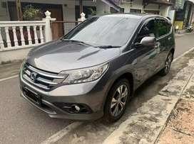 Honda crv 2013 2.4 matik istimewa solo