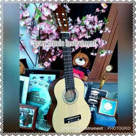 Gitar natural klasik jumbo custo greymusik seri 654
