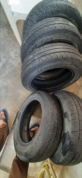 I have 5 tyre 750 rupee for Each