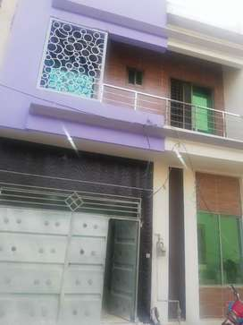 5 Marla brand new double story house Sui gas road Gujranwala