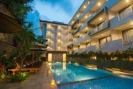 Resort Hotel 4 Star in Pandawa Beach Bali