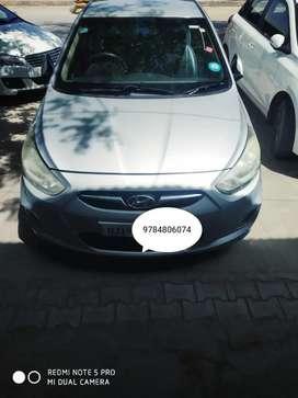 Hyundai Verna 2012 Diesel 120000 Km Driven