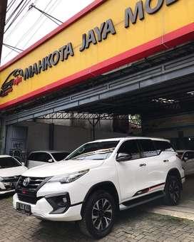 Toyota Fortuner VRZ TRD 2018 KM 40RB/Pribadi/Perfect/Angs 7jtan