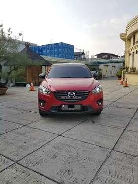 Mazda CX5 2.5 Touring Skyactive Istop Facelift 2015 Nopol Blank Focus