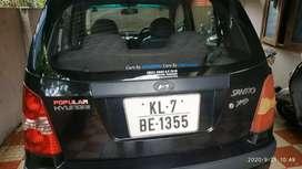 Hyundai Santro 2006 Petrol Well Maintained