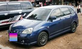 Suzuki Aerio M/T 2005 Facelift Biru metalik