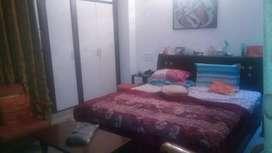 Independent fully furnished 3 bhk flat, chitrkoot Vaishali Nagar