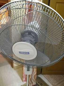 Luminous Pedestal Fan