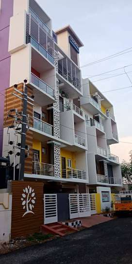 2BHK Semi Furnished Apartment for Rent at Kavundampalayam