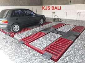 Alat Hidrolik 4ton model H cuci mobil kjs Bali
