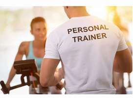 Wanna part time job (Gym Trainer) in Ludhiana