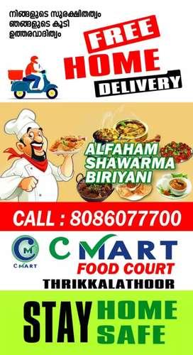 ALFAHAM/ SHAVARMA  Maker