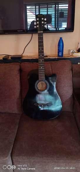 Acoustic guitar branded Juarez