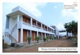 Shop for Sale at Krishna Grand City Bhilai @ Rs 800000