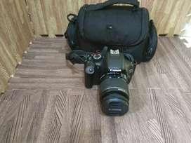 Jual Boss Kamera dslr Canon Eos 550D Lensa EF-M 18-55 Mm