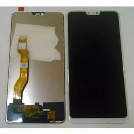 Lcd OPPO A3S new free pasang