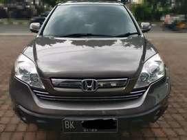 Dijual Honda CRV 2.4 matic tahun 2007 (Abu-abu)