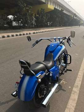 Customised crusier bike tyer 240 mm modified cost 6 lakh