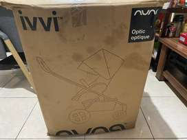 Stroller +carry cot Nuna Ivvi