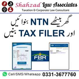 Tax & Business Consultant