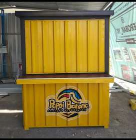 PROMO SKUY! BOOTH SEMI CONTAINER CUSTOM/STAND BOOTH BAZAR