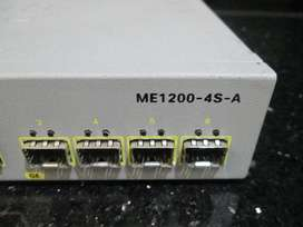 Switch Cisco ME 1200 Series Carrier ME1200-4S-A Stock Terbatas